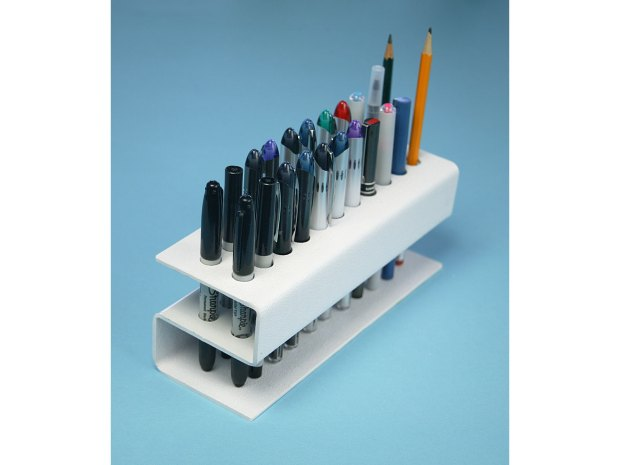 ABS Plastic Fantastic Desk Set