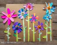 Paper Flower Garden
