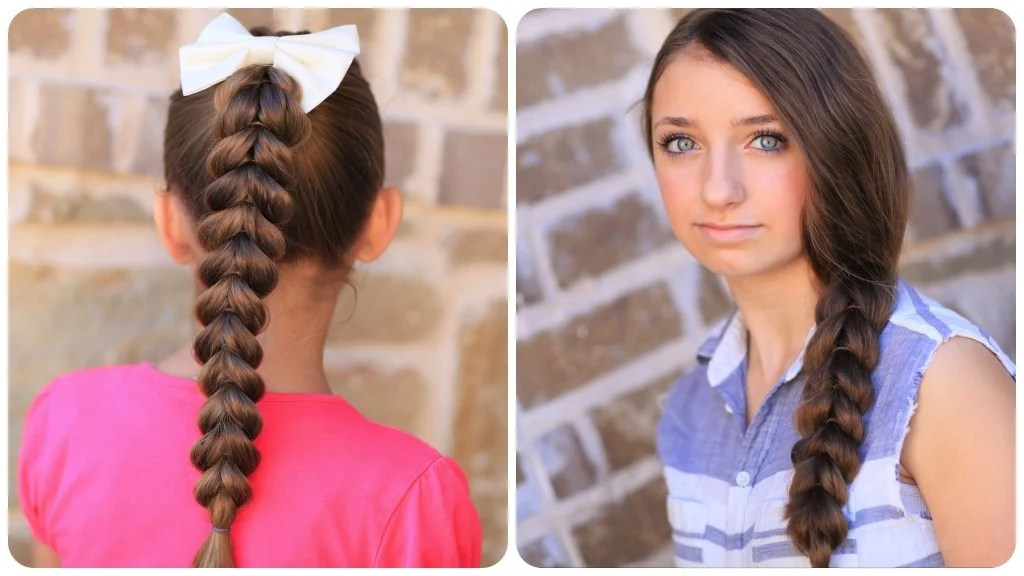 25 Little Girl Hairstylesyou Can Do Yourself