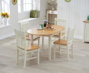 Amalfi Extending Table and Chairs - Great Furniture Trading Co