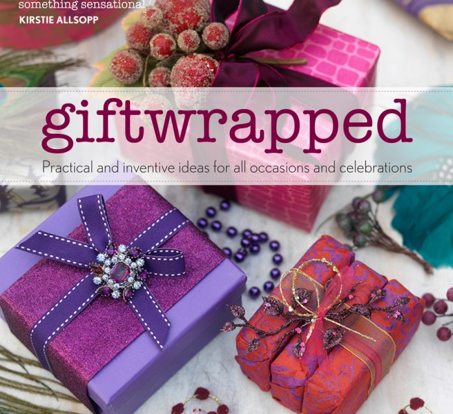 GIFTWRAPPED COVER