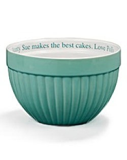 Personalised Mixing Bowl - The Brilliant Gift Shop