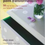 From the Bookcase: Quick and Easy Paint Transformations