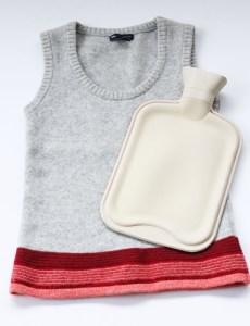 no knit hot water bottle cover