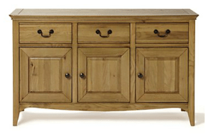 bordeaux large sideboard - bhs