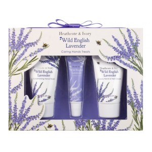 Wild English Lavender Caring Hand Treats