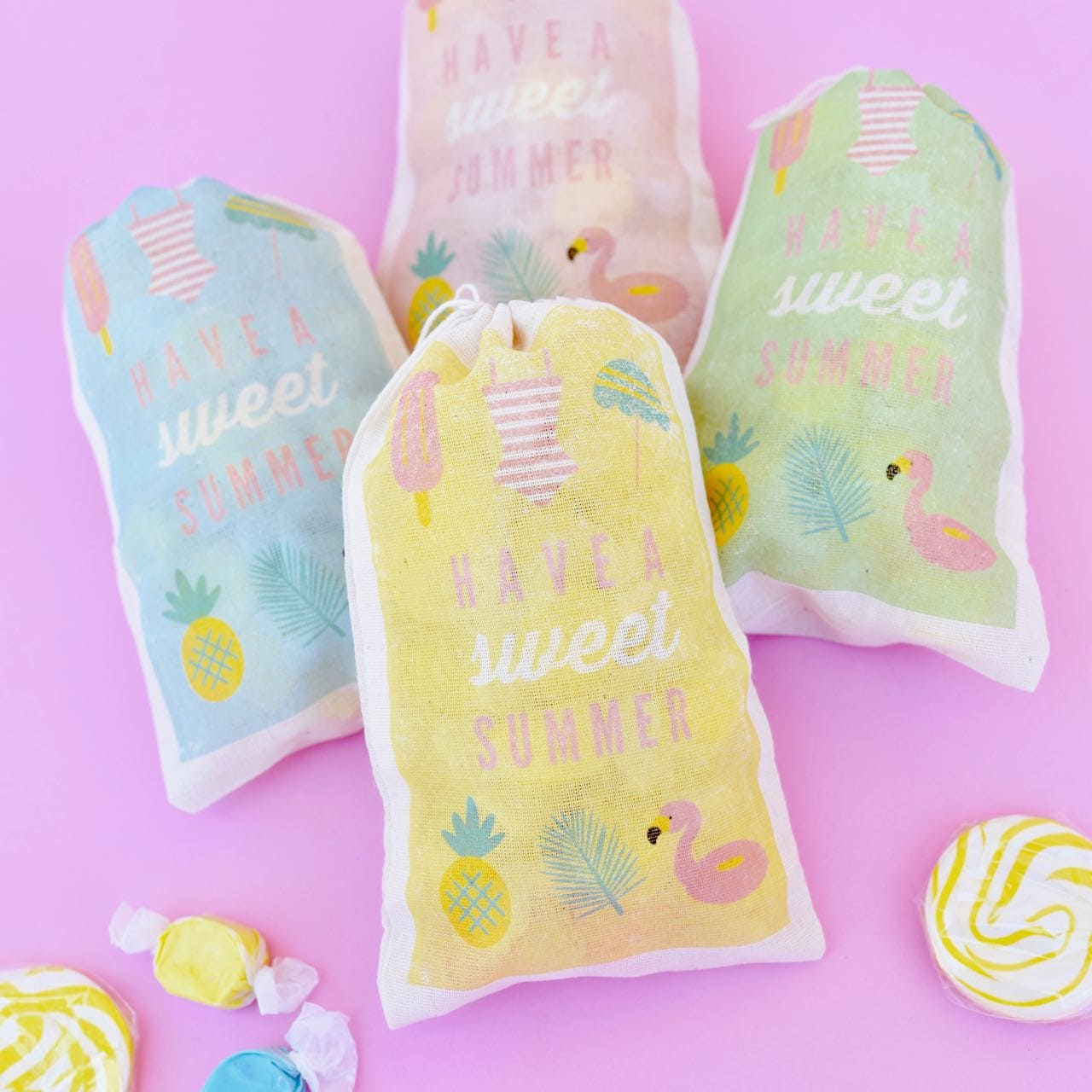Diy Party Diy Party Favor Bags Free Printables Make Life Lovely