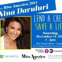 Meet Miss America 2014 @ Shops at Sky View in Queens