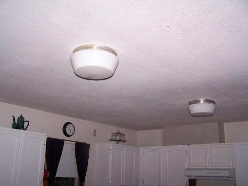 Medium Of Old Kitchen Light