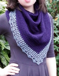Atlantic Lace Shawl | Make My Day Creative