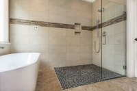 Curbless Entry Walk-In Showers  The Bath Shop
