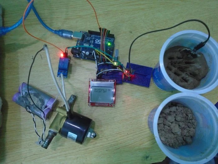 How to Make an Automatic Irrigation System With Arduino Arduino