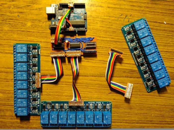 How to Make a Christmas Light Show With Arduino Arduino Maker Pro