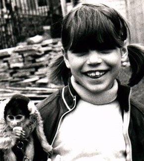 me with monkey