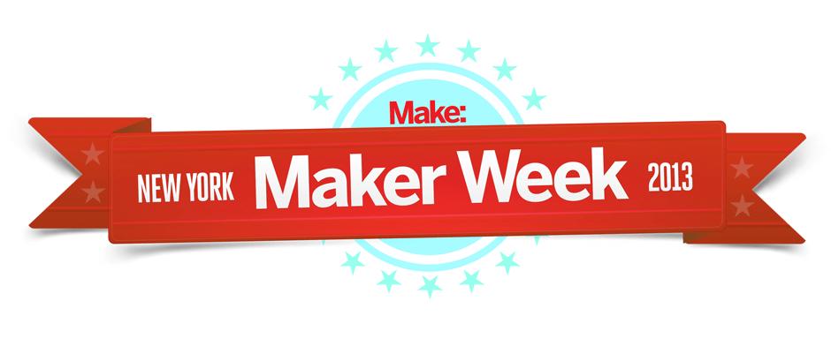 Maker Week Banner
