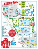 Maker Faire Bay Area 2013 Map