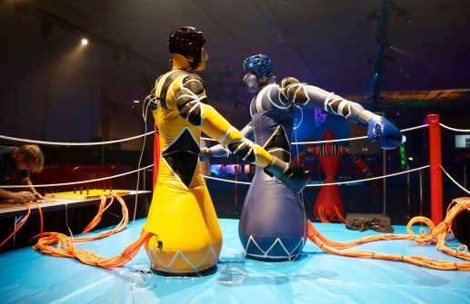 Inflatable Robots by Otherlab!