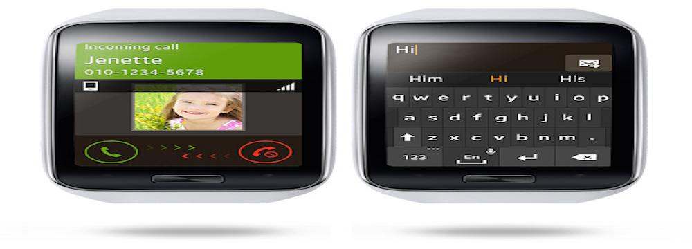 SAMSUNG GEAR S LO SMARTWATCH CON 3G E WIFI INCORPORATI
