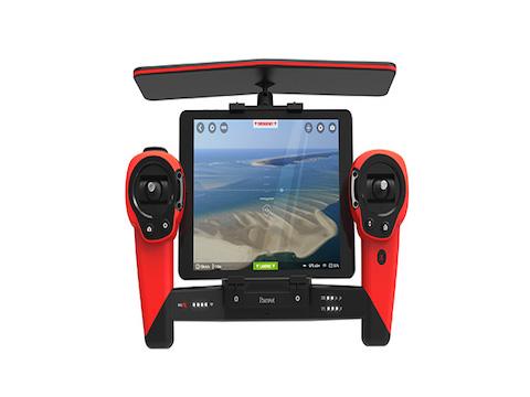 PARROT BEBOP IL DRONE LEGGERO PER RIPRESE AEREE IN FULL HD 1080P CHE SI CONTROLLA DA SMARTPHONE E TABLET
