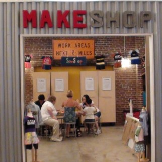 Makeshop in Garage 072111 (2)
