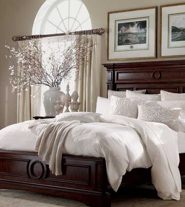 Mahogany Bedroom Furniture Make Simple Design