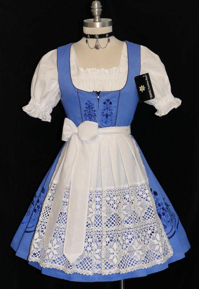 Dirndl Dress Nyc Makes Me Smile » Things