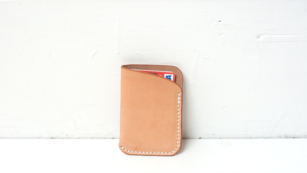 Slim Leather Card Wallet Template - Build Along Tutorial MAKESUPPLY - wallet template