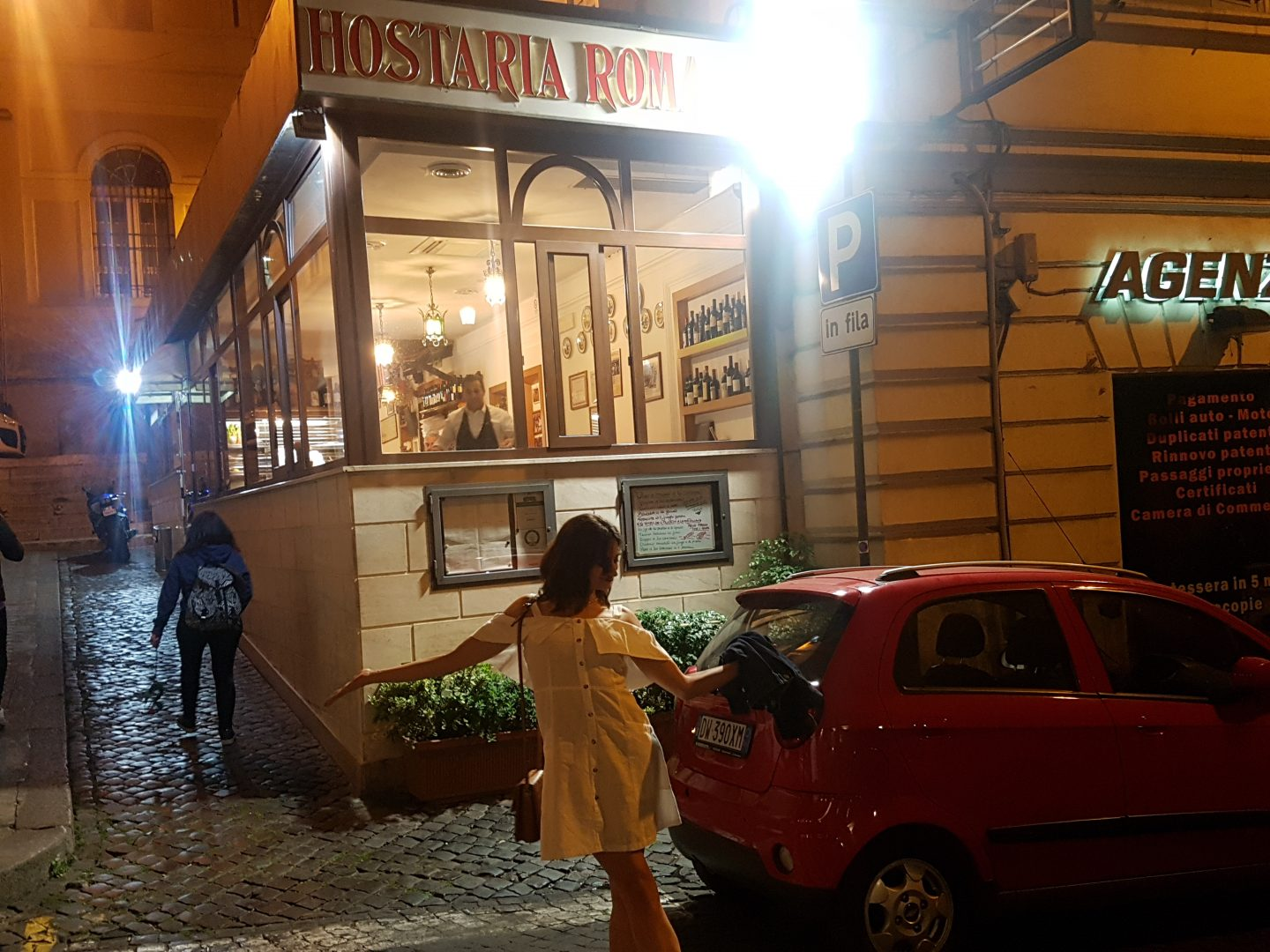 Restaurant Cucina Agen The Best Italian Restaurant In Rome Hostaria Romana Maketh The