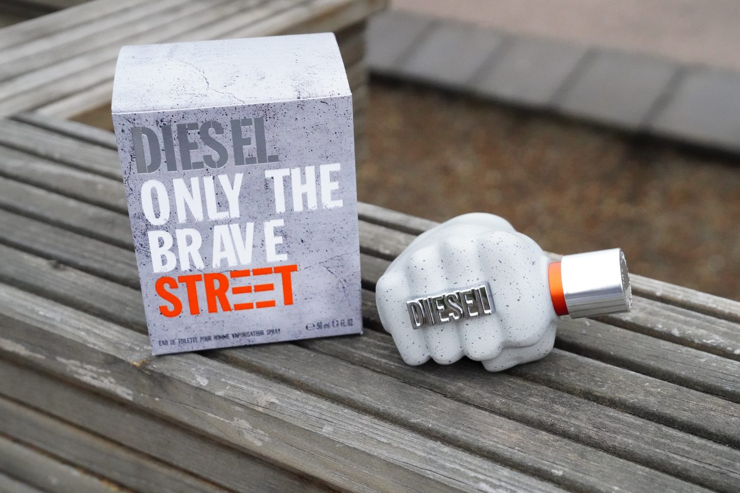 Bad Diesel Set Diesel Launches New Only The Brave Street Maketh The Man Mens