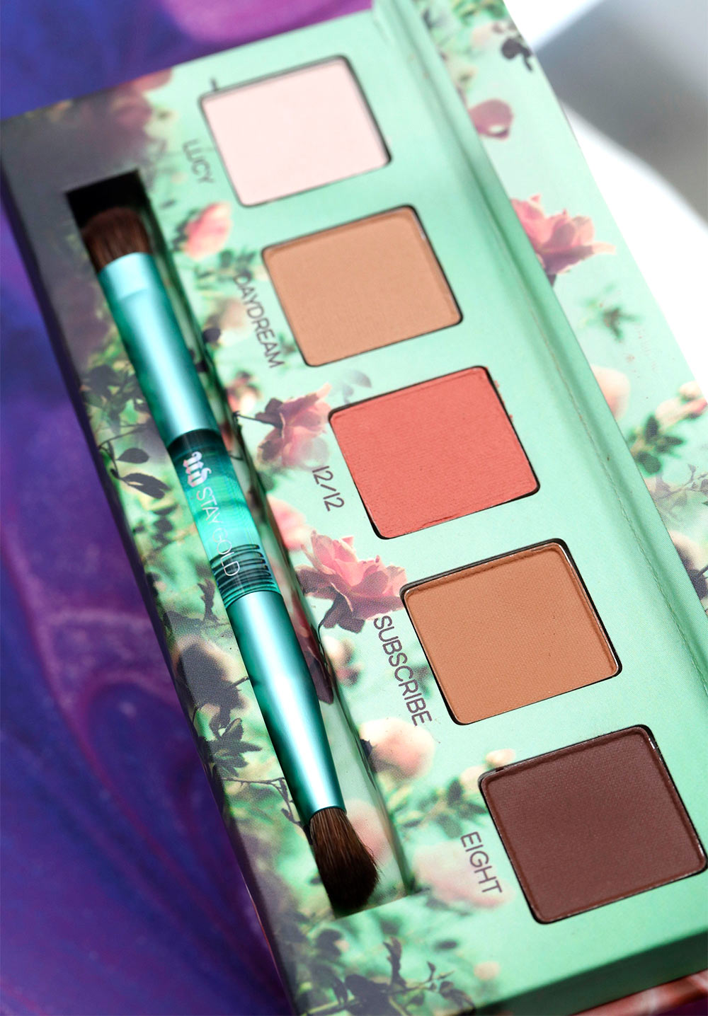Makeup Blog Eyeshadow Palette The Urban Decay X Kristen Leanne Collection Daydream