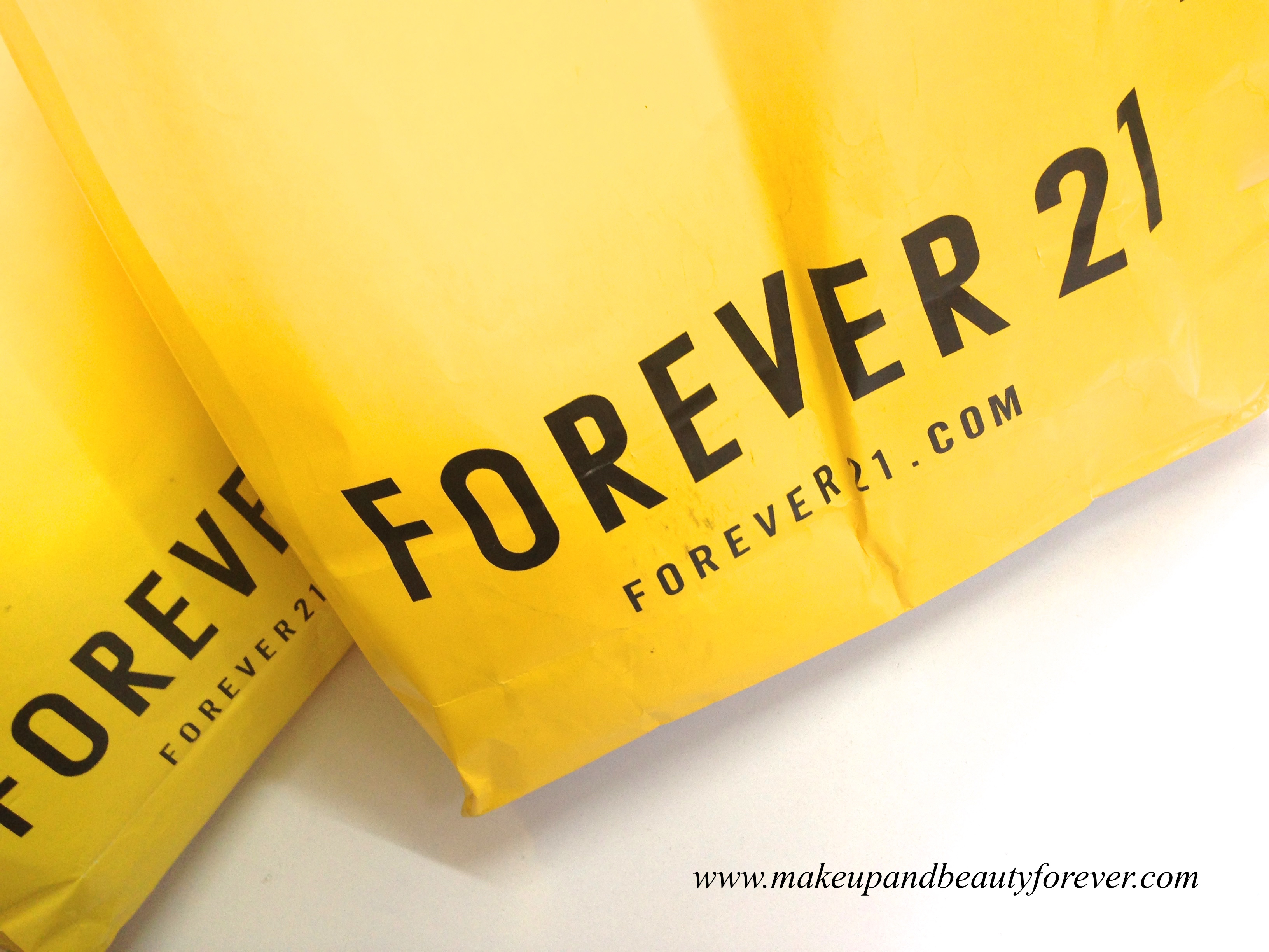 21 Forever Forever 21 Haul India Makeup And Beauty Forever