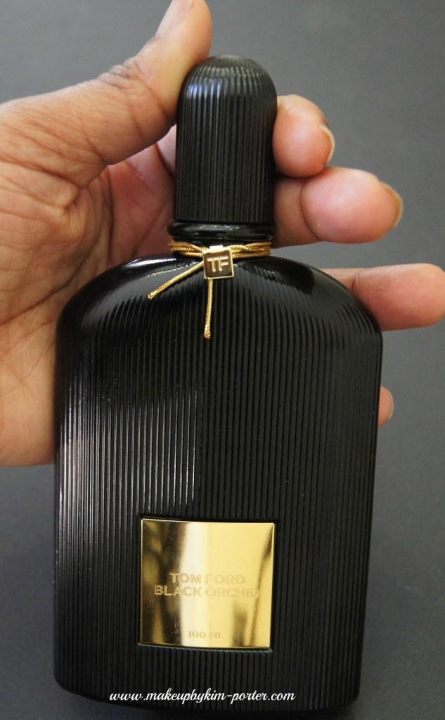 Tom Ford Black Orchid Bottle