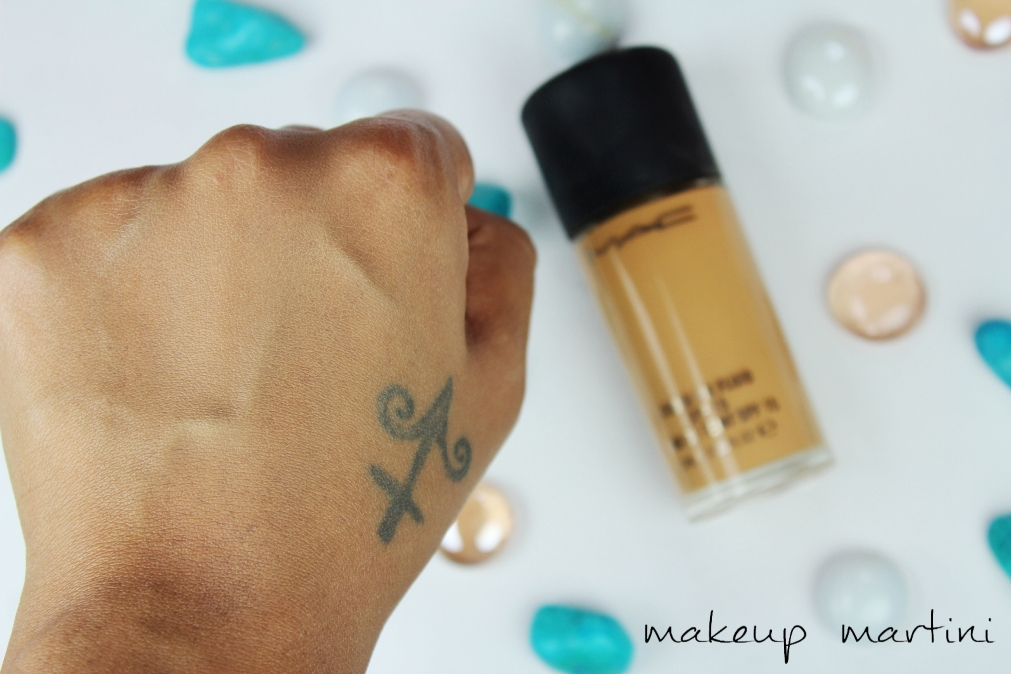 MAC Studio Fix Fluid Foundation NC42 Review, Dupes, Swatches  Price