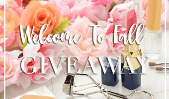 $500 Gift Card Giveaway for Fall