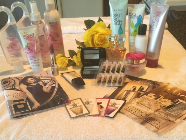 Avon Spring Giveaway-US And Canada – $105.42 Worth Of Products