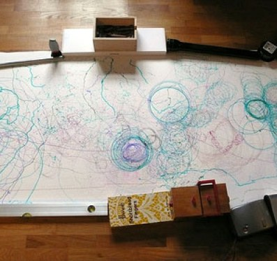 how to make a drawbot