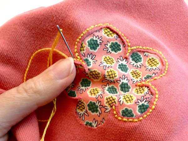 Applique How To Reverse Appliqué Make