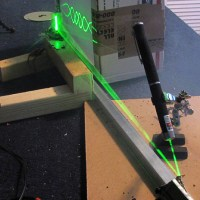 Dino Segovis - Laser oscillograph