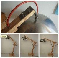 DIY Adjustable Desk Lamp   Make: