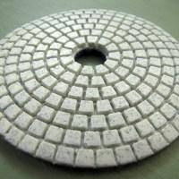 50 grit pad underside