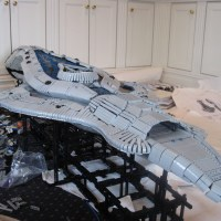 Lego Covenant Assault Carrier