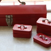 Mini Mint Tin Toolboxes