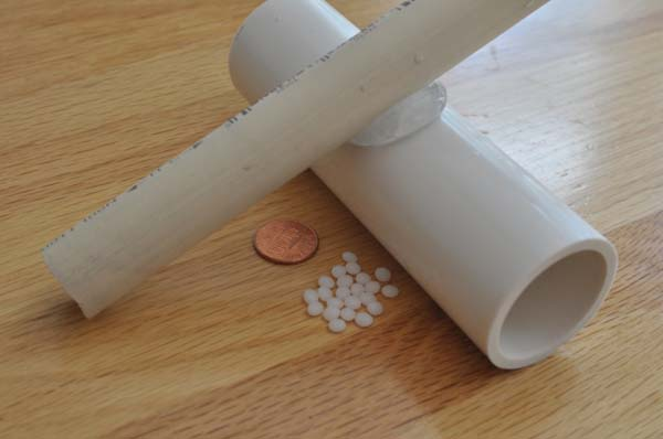 Pvc Joints Use Shapelock For Semi Permanent Pvc Glue Joints And Fittings Make