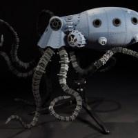 octopod beauty shot