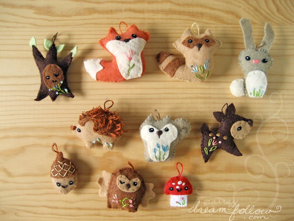 woodland_friends_collection_flickr_roundup
