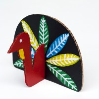 cardboard-turkey