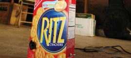 The $5 Cracker Box Amp