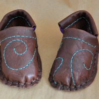first walker shoes made from recycled materials
