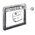 Toy Inventor's Notebook — Guitar Amp Bulletin Board