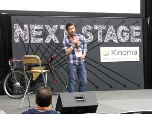 1/7 - Matt takes the stage